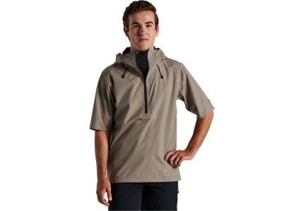 Trail-Series Short Sleeve Rain Anorak